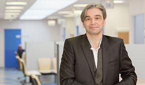 Pr Pierre VERA, nouveau Directeur Général du Centre
